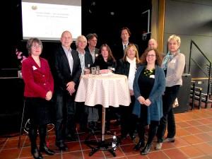 Arbeitsausschuss des PatientInnen-Netzwerks mit dem PatientenbeauftragtenDirk Meyer